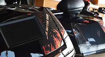 バイク工房ゼロワンはスクーターを専門に自由な発想でカスタムします。